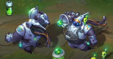 """Underserved"" League of Legends Champions get some new skin previews"