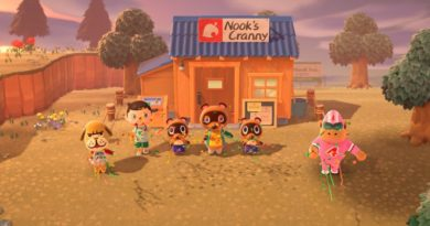 Animal Crossing: New Horizon Update Adds New Wing To Museum, Events & More