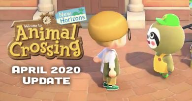 Animal Crossing: New Horizons April 2020 Update to Bring Leif, Redd, and More - NintendoFuse