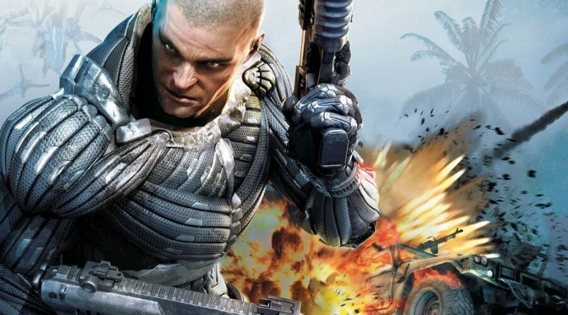 Crysis Warhead PS4