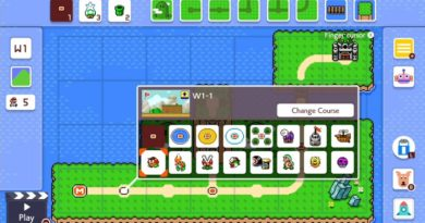 Final Super Mario Maker 2 Update Lets You Build Your Own Worlds