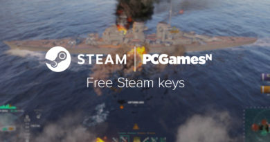 Free Steam Keys – plus loads more!
