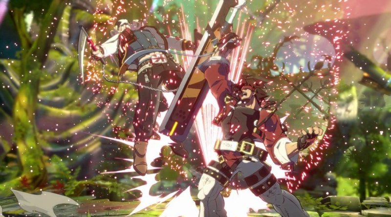 Guilty Gear Strive Beta Impressions