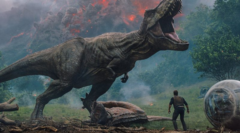 Jurassic World Aftermath Trademark Hints at a New Game Based on Upcoming Movie