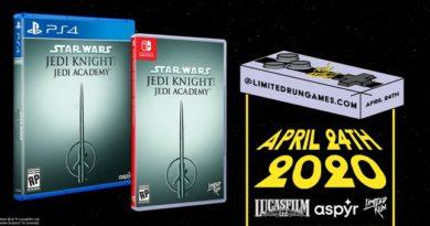 Limited Run Games - Star Wars Jedi Knight II: Jedi Outcast, Jedi Knight: Jedi Academy up for pre-order