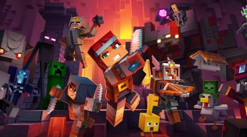 Minecraft Dungeons Won't Let You Team Up With Random Players Online