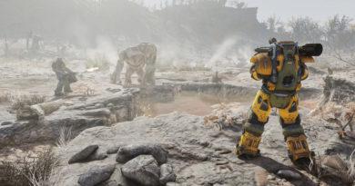 Naughty Fallout 76 NPCs are pinching player gear
