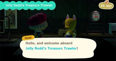 Next New Horizons update brings new merchants... - Tiny Cartridge 3DS