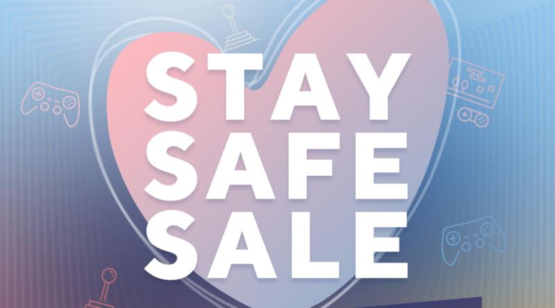 PM Studios 'Stay Safe' sale now live