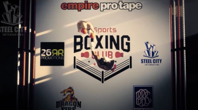 PS4 Enters the Ring with eSports Boxing Club
