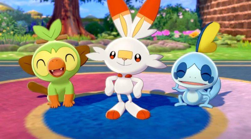 Pokémon Sword And Shield Wins Famitsu Dengeki 2019 Game Of The Year