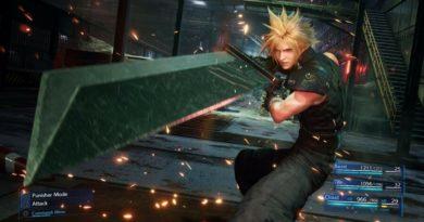 Final Fantasy VII Remake Review Score