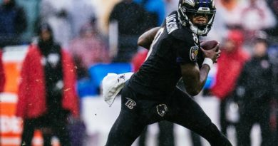 Ravens' QB Lamar Jackson Is The Madden NFL 21 Cover Star