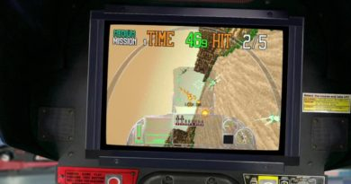 Sega Ages G-LOC: Air Battle Is Getting A Western Switch Release Later This Month