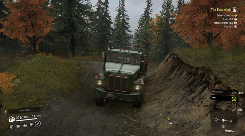 SnowRunner - How to get a good truck early on - PC Invasion