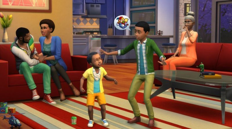 The Sims 4 PS4 PlayStation 4 1