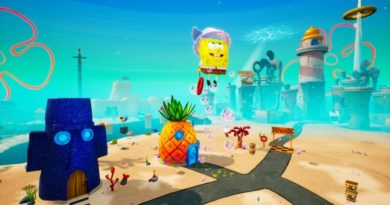 SpongeBob SquarePants: Battle for Bikini Bottom - Rehydrated Launches on June 23 | Gaming on PC