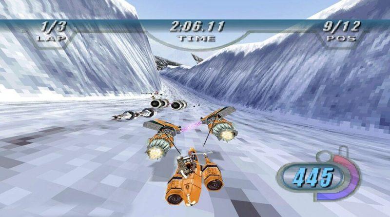 Star Wars Episode I: Racer PS4 PlayStation 4