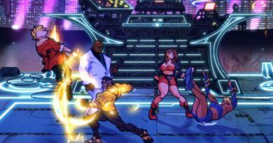 Streets of Rage 4 comes out on April 30