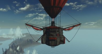 Take a tour of Fallout 4's only flying bunker