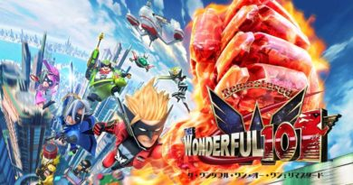 The Wonderful 101: Remastered is7.6GB   My Nintendo News   Nintendo News