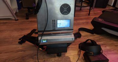 This DIY gaming PC case slots into a backpack and is VR ready