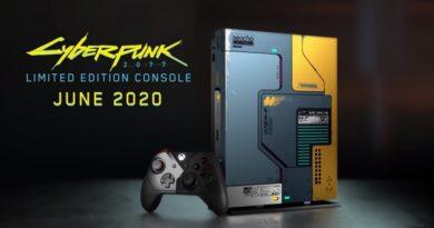 UPDATE: Microsoft Unveils Its Cyberpunk 2077 Xbox One X