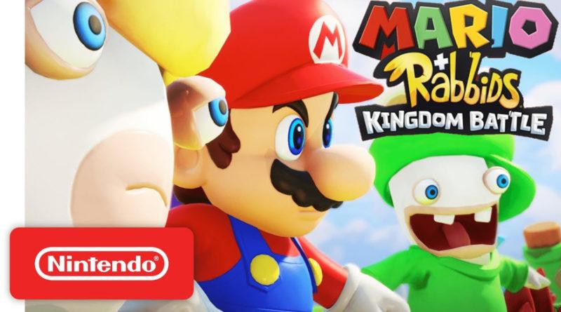 Ubisoft sending out survey focusing on Switch and Mario +Rabbids   My Nintendo News   Nintendo News