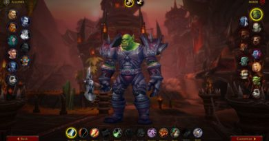 World of Warcraft is changing its character creation screen for the first time in a decade and I hate it