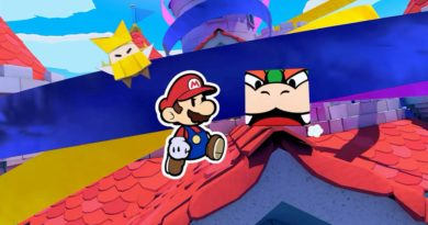 50+ new details on Paper Mario: The Origami King