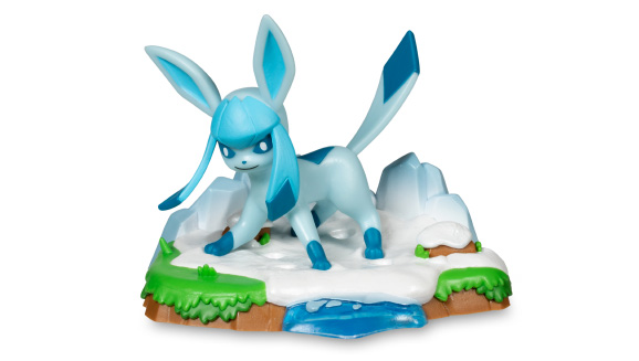 An Afternoon with Eevee & Friends: Glaceon from Funko now available at Pokémon Center