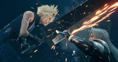 Final Fantasy 7 Remake PS4 PlayStation 4 1
