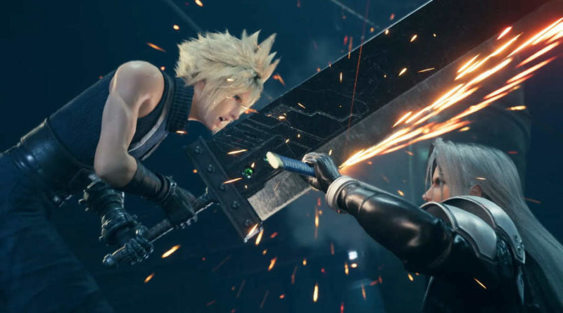 Final Fantasy 7 Remake PS4 PlayStation 4 1