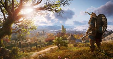 Assassin's Creed Valhalla Next-Gen Gameplay Revealed