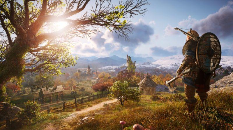 Assassin's Creed Valhalla Next-Gen Gameplay Revealed