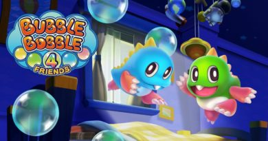 Bubble Bobble 4 Friends Is the Jolt of Cute Your Monday Needs