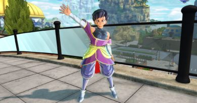 Check out more pics of the latest free content in Dragon Ball Xenoverse 2