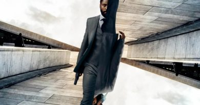Christopher Nolan Movie Tenet Debuts Latest Trailer in Fortnite
