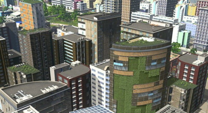 Cities Skylines Green Cities PS4 PlayStation 4 1