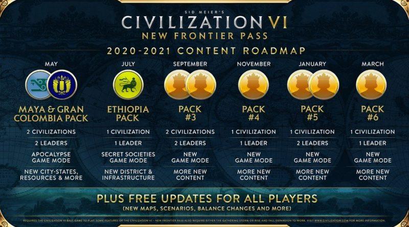 Civilization VI PS4 PlayStation 4 1