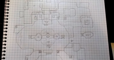 """DOOM """"Deathless"""" WAD creator talks about his approach to map design"""