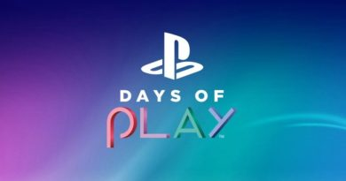 Days of Play Sale PS4 PlayStation 4
