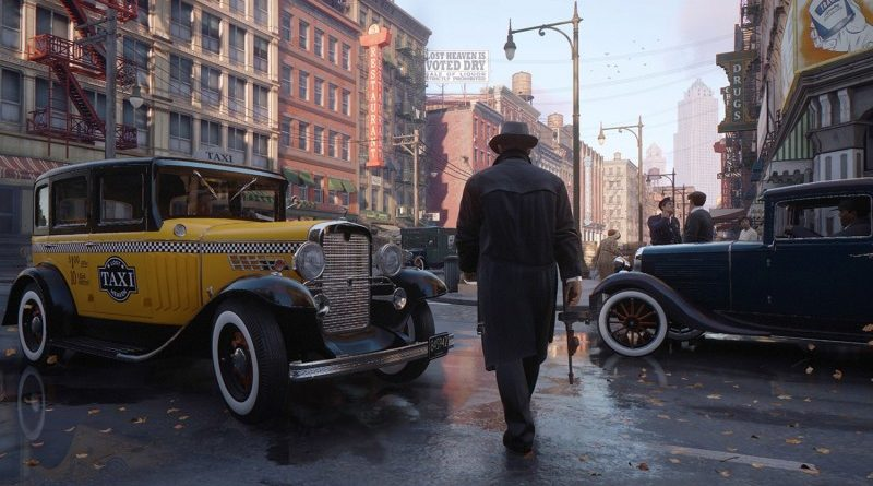 Definitive Editions Of Mafia And Mafia II May Be Coming Soon