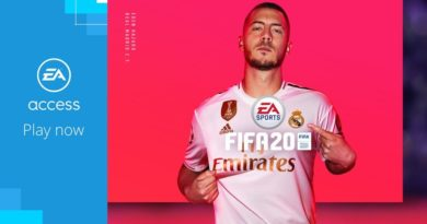 FIFA 20 PS4 PlayStation 4 EA Access 1