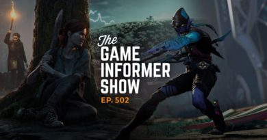 GI Show – Catching Up With The Last of Us Part II, Crucible, And Ghost of Tsushima