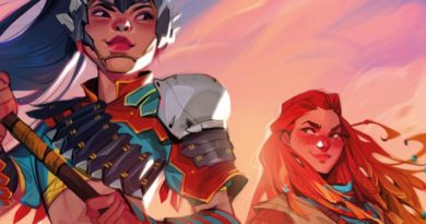 Gallery: Upcoming Horizon: Zero Dawn Comic Book Gets Multiple Covers