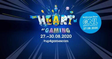 Gamescom 2020 digital event begins 27th August to 30th