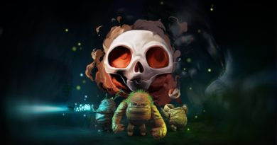 Get a Second Chance at Life with Skully, Coming to PS4 This August