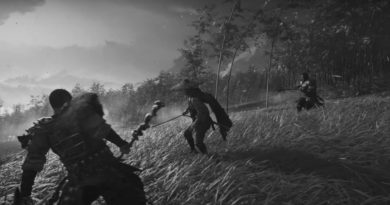 Ghost of Tsushima Samurai Cinema Mode