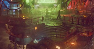 Indie Studio Neon Giant Announces Cyberpunk-Themed Co-op Shooter The Ascent For Xbox Series X